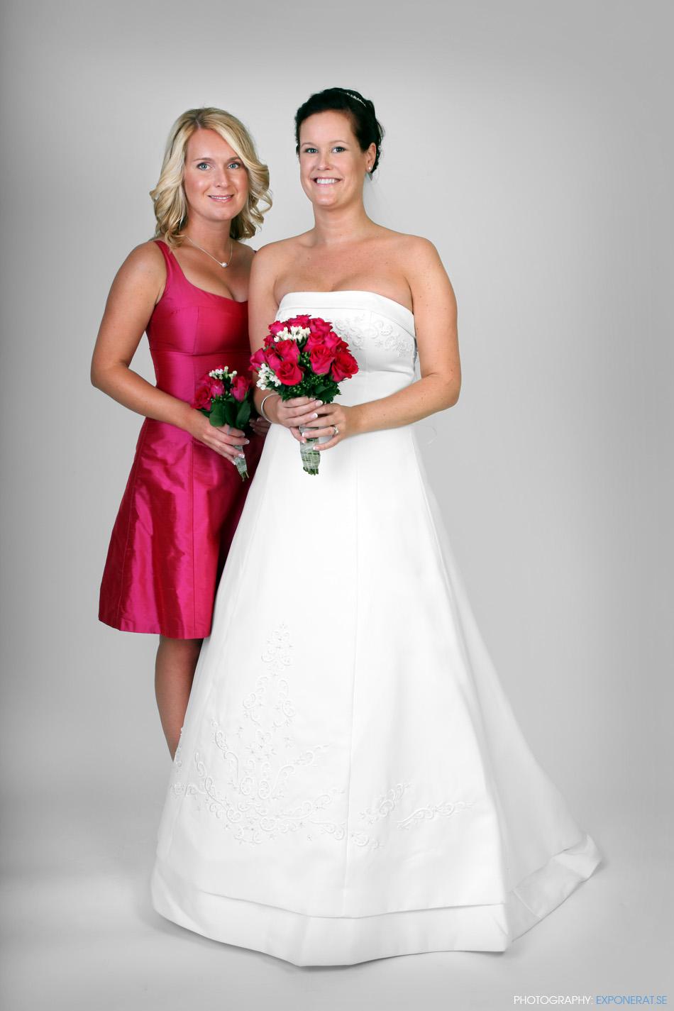 bröllop fotostudio