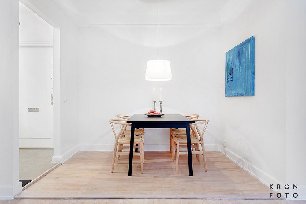 matsal interiörfotograf stockholm kronfoto