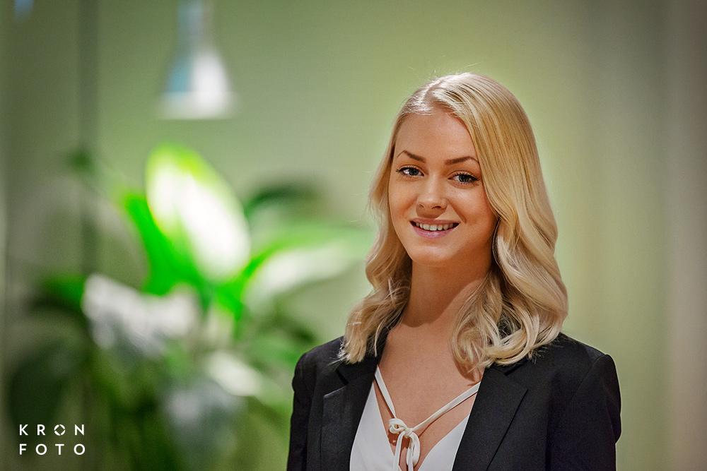 Porträttfoto företag Stockholm